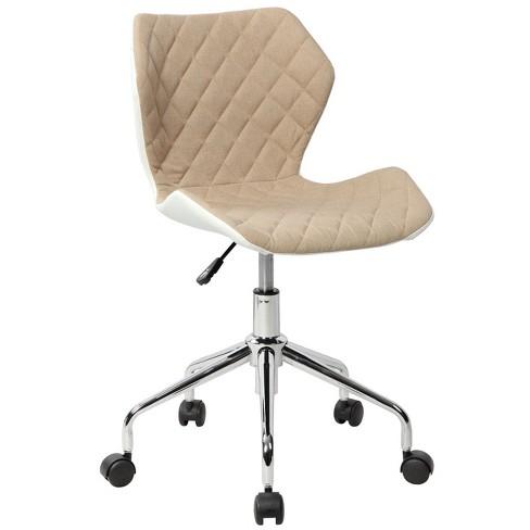 Techni Mobili Modern Height Adjustable Office Task Chair - image 1 of 4