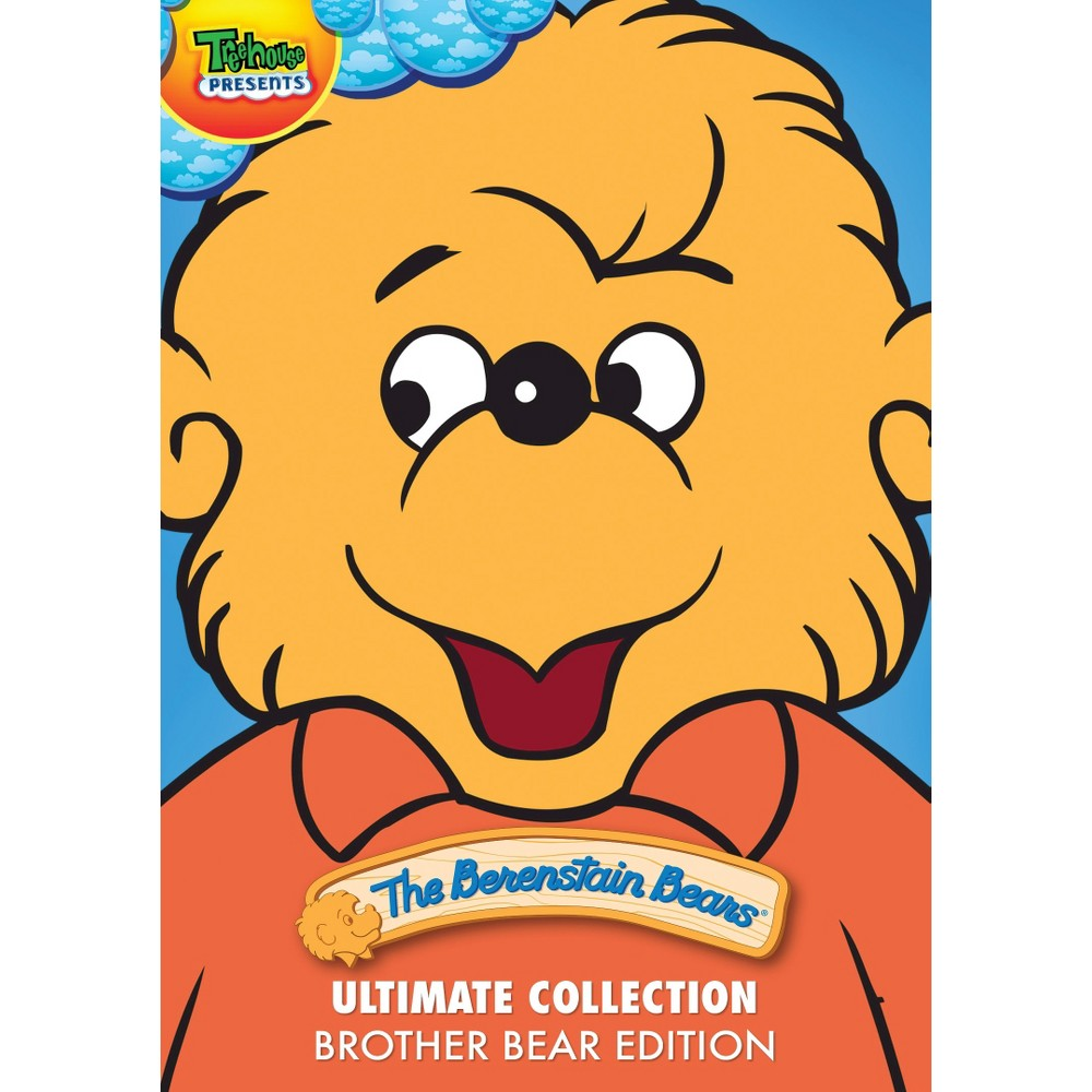 Berenstain bears:Ultimate collection (Dvd)