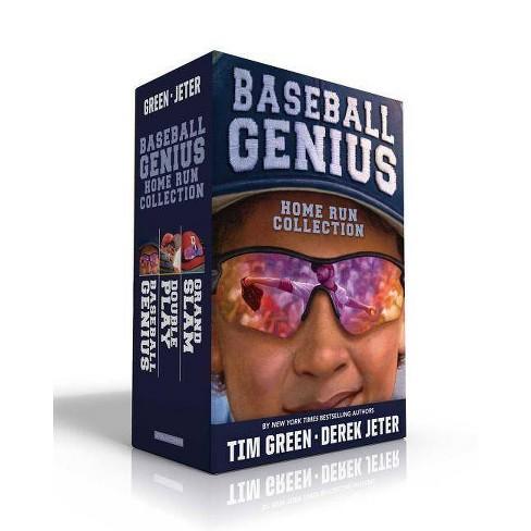 Baseball Genius Home Run Collection - (Jeter Publishing) by  Tim Green & Derek Jeter (Hardcover) - image 1 of 1