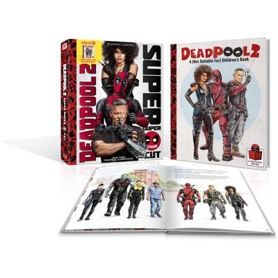 Deadpool 2 (Target Exclusive)(Blu-Ray + Digital)