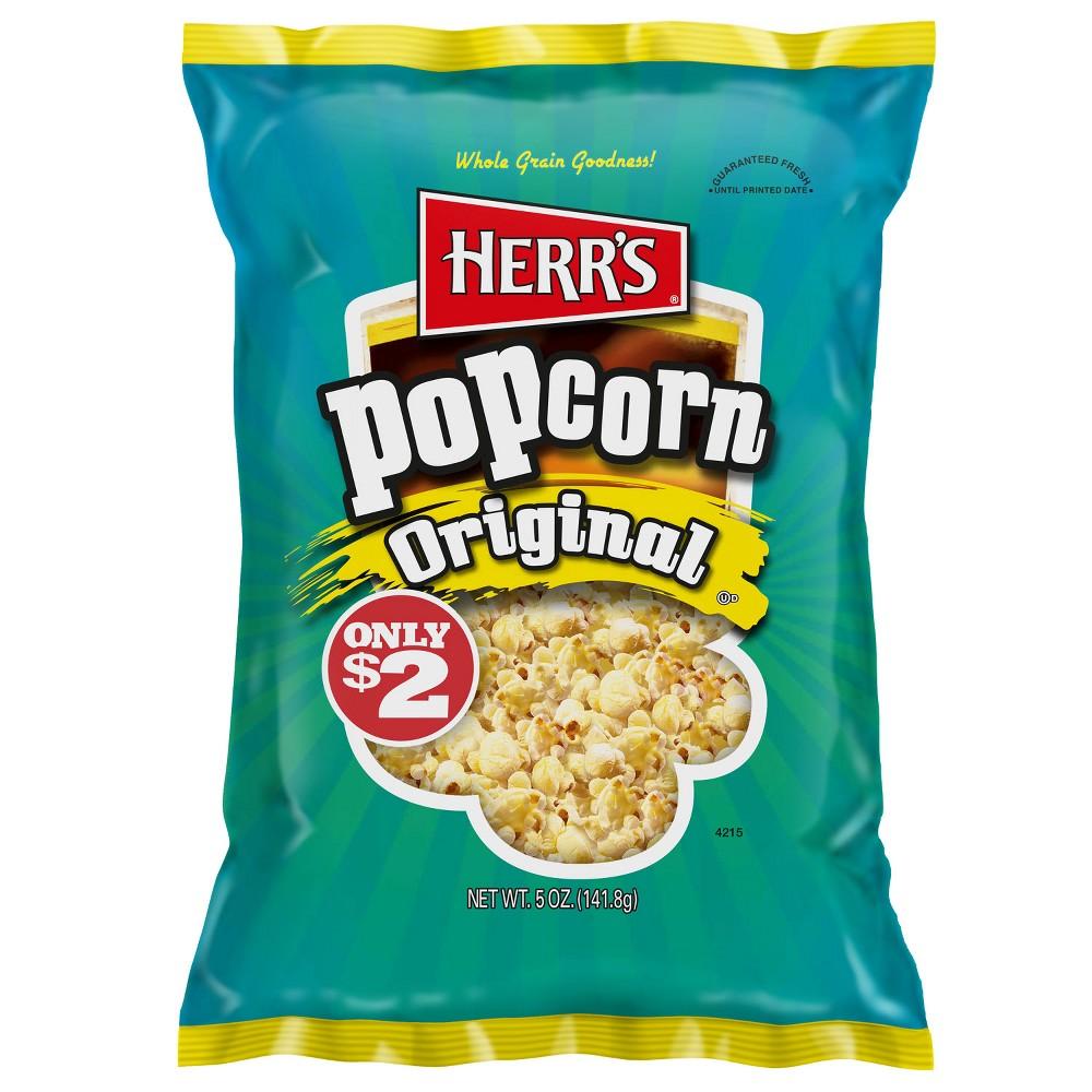Herrs Original Popcorn - 5oz