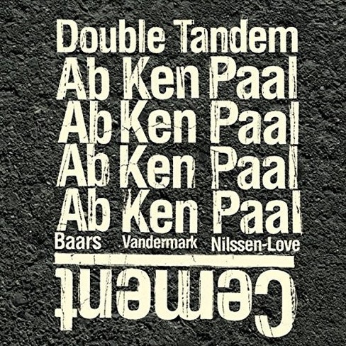 Ab baars - Double tandem (CD) - image 1 of 1