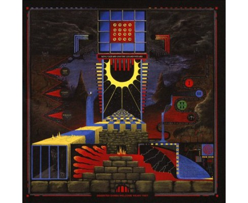 King Gizzard - Polygondwanaland (CD) - image 1 of 1