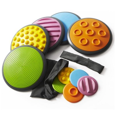 Gonge Tactile Discs for Children's Balance Training