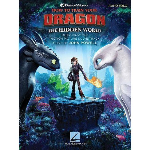 How to Train Your Dragon: The Hidden World - (Paperback) - image 1 of 1