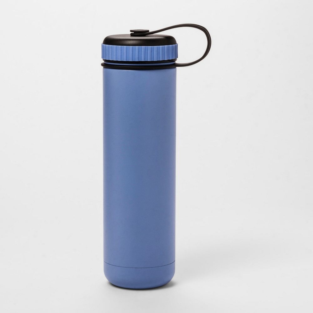 Ranger Hydration Stainless Steel Vacuum Insulated Water Bottle 25oz Blue - Room Essentials