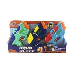 Tidal Storm Aqua Blitz Water Blasters 3pk