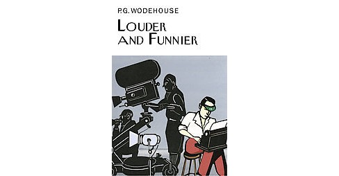 Louder and Funnier (Hardcover) (P. G. Wodehouse) - image 1 of 1