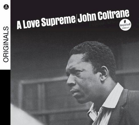 John coltrane - Love supreme (CD) - image 1 of 2