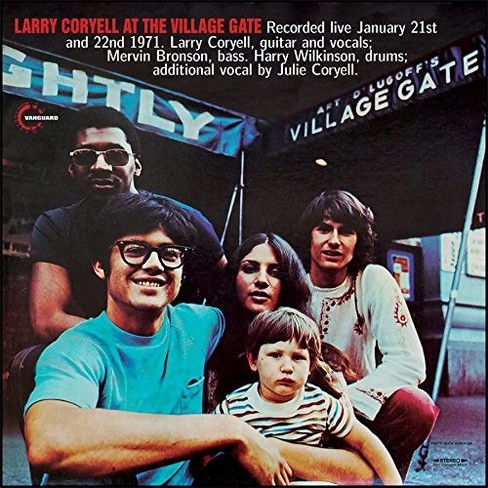Larry Coryell - At The Village Gate (CD) - image 1 of 1