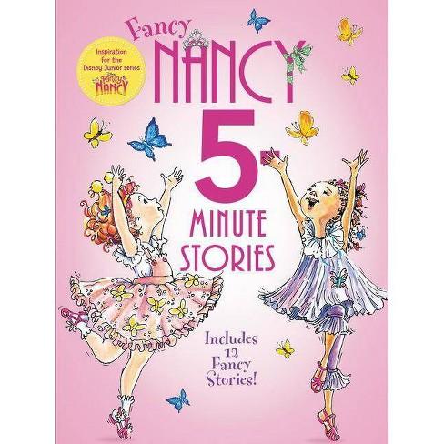 5-minute Fancy Nancy Stories (Fancy Nancy) (Hardcover) by Jane O'Connor - image 1 of 1