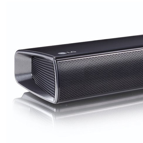 LG 2 1 Channel 160W Soundbar with Wireless Subwoofer and Bluetooth  Connectivity - Black (SJ2)