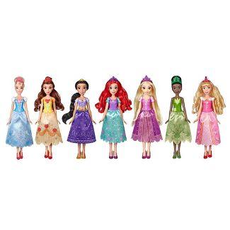 Disney Princess Party Dress Pack - Set of 7