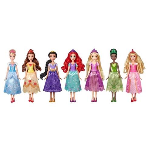 Disney Princess Party Dress Pack Set Of 7 Target