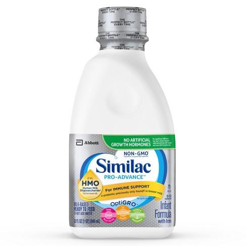Similac Pro Advance Infant Formula Ready To Feed 32oz