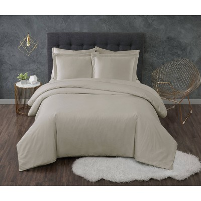 Truly Calm Antimicrobial Duvet Set
