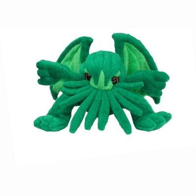 "Toy Vault Cthulhu Mini Green 4"" Plush"