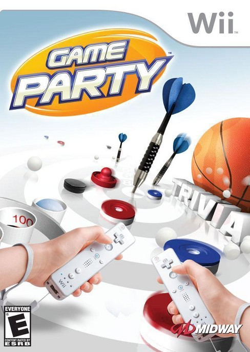 Game Party Nintendo Wii - image 1 of 2