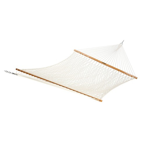 Original Pawleys Island Presidential Polyester Rope Hammock -White - image 1 of 1