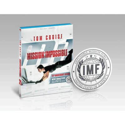 Mission: Impossible (Blu-ray + Digital)(2021)