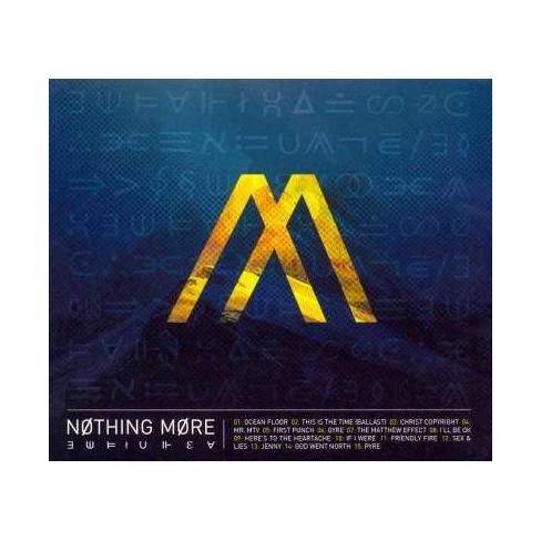 Nothing More - Nothing More (CD) - image 1 of 1