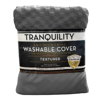 Washable Cover for Weighted Blanket - Tranquility
