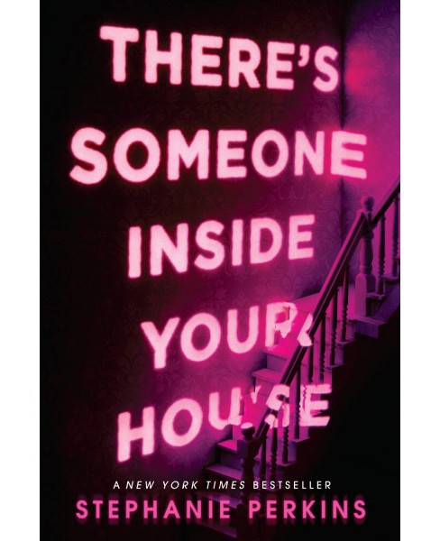 There's Someone Inside Your House -  Reprint by Stephanie Perkins (Paperback) - image 1 of 1