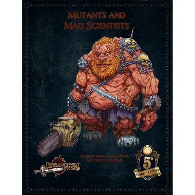 Mutants and Mad Scientists Softcover