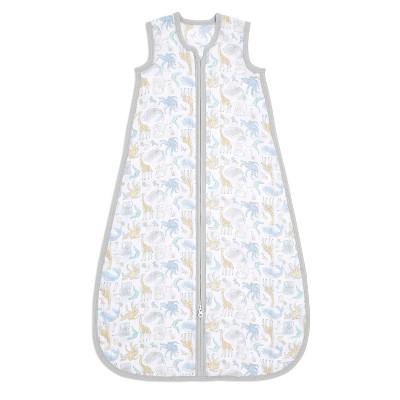 aden + anais Sleeping Bag Natural History Wearable Blanket - L