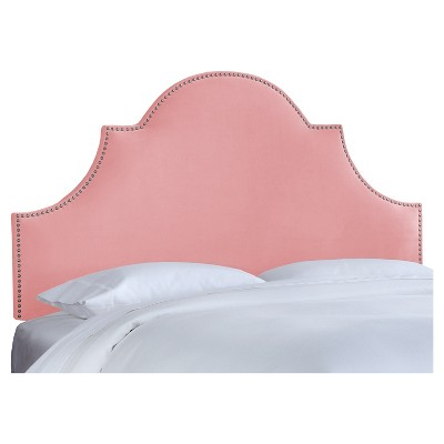 Chambers Headboard Microsuede - Skyline Furniture