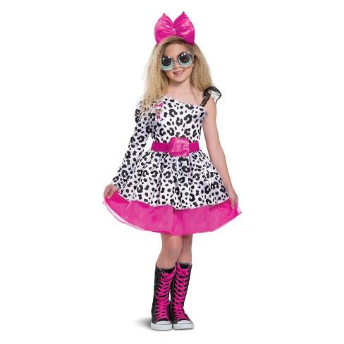 Girls' LOL Surprise Diva Halloween Costume : Target