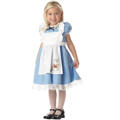 California Costumes Little Alice In Wonderland Toddler Costume