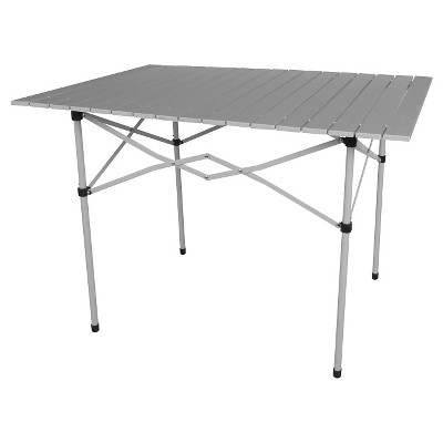 Roll-top Folding Camp Table - Embark™