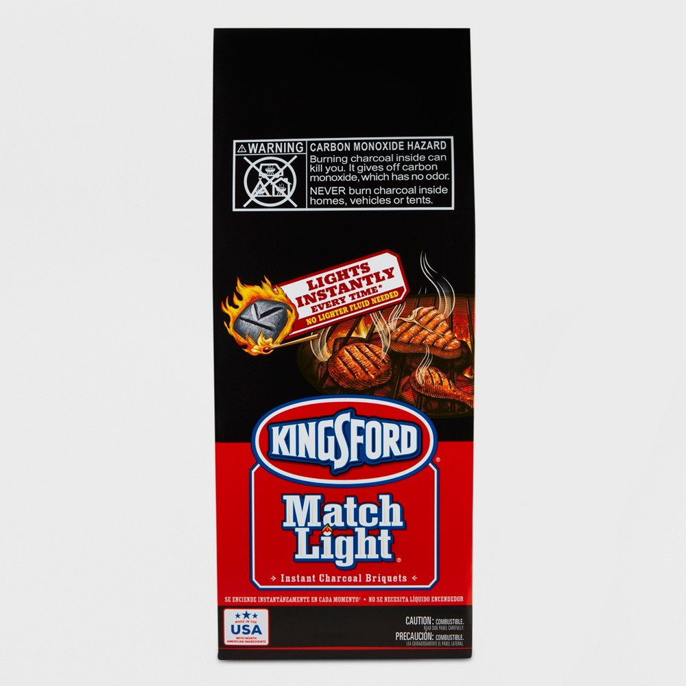Kingsford Match Light Briquets – 8lbs 54155543
