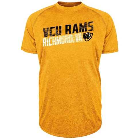 VCU Rams Men's Short Sleeve Raglan Performance T-Shirt - image 1 of 1