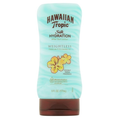 Hawaiian Tropic Silk Hydration Weightless After Sun Lotion - 6oz - image 1 of 4