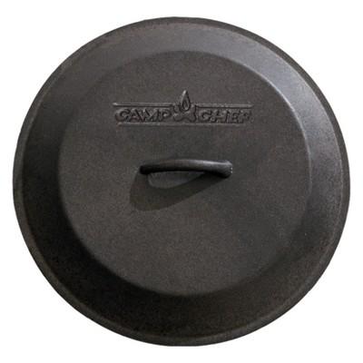 Camp Chef Cast Iron Skillet Lid - Black 14