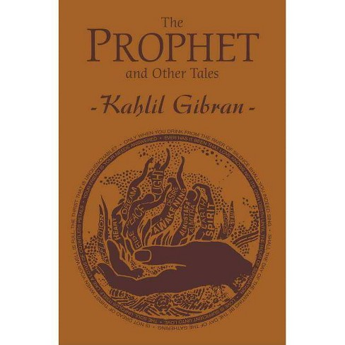 The Prophet And Other Tales Word Cloud Classics By Kahlil Gibran Paperback Target