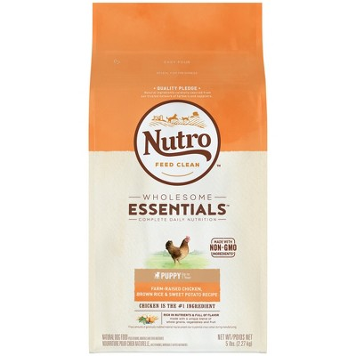 Dog Food: Nutro Wholesome Essentials Puppy