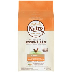 Nutro Wholesome Essentials Puppy Chicken & Rice Dry Dog Food - 5lb