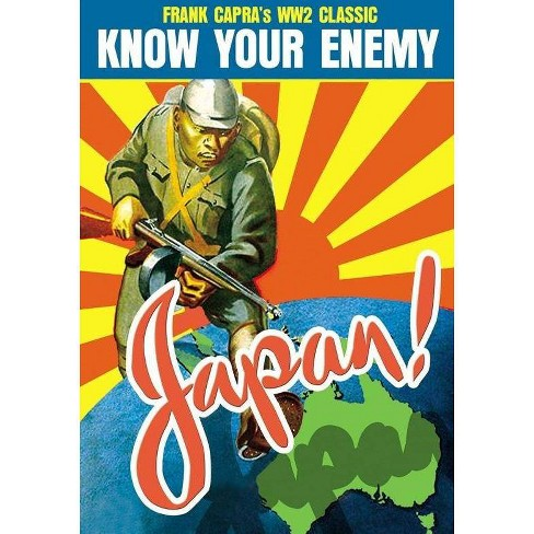 Know Your Enemy: Japan (DVD) - image 1 of 1