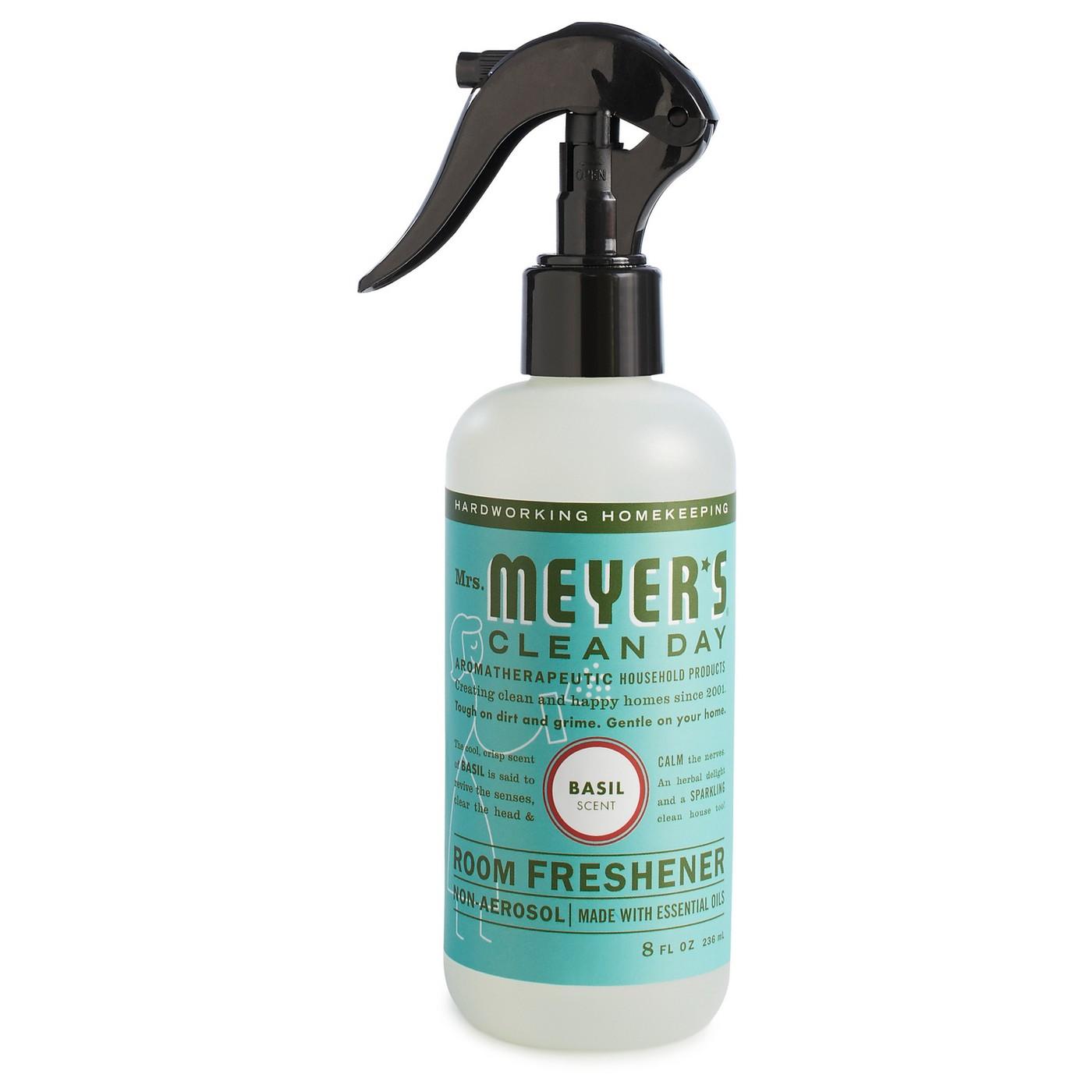 Mrs. Meyer's® Basil Room Freshener - 8 fl oz - image 1 of 1