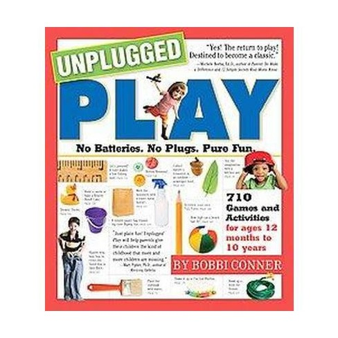 Unplugged Play (Paperback) by Bobbi Conner - image 1 of 1