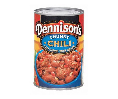 Dennison's Chunky Chili Con Carne with Beans 15 oz - image 1 of 1