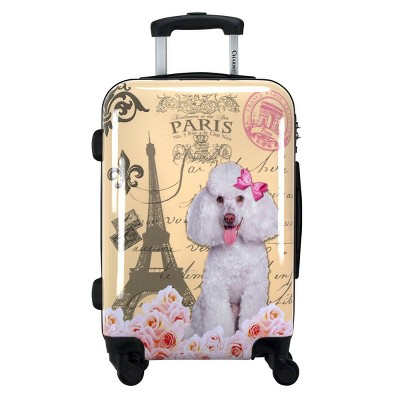 "Chariot Travelware Paris 20"" Carry On Suitcase"