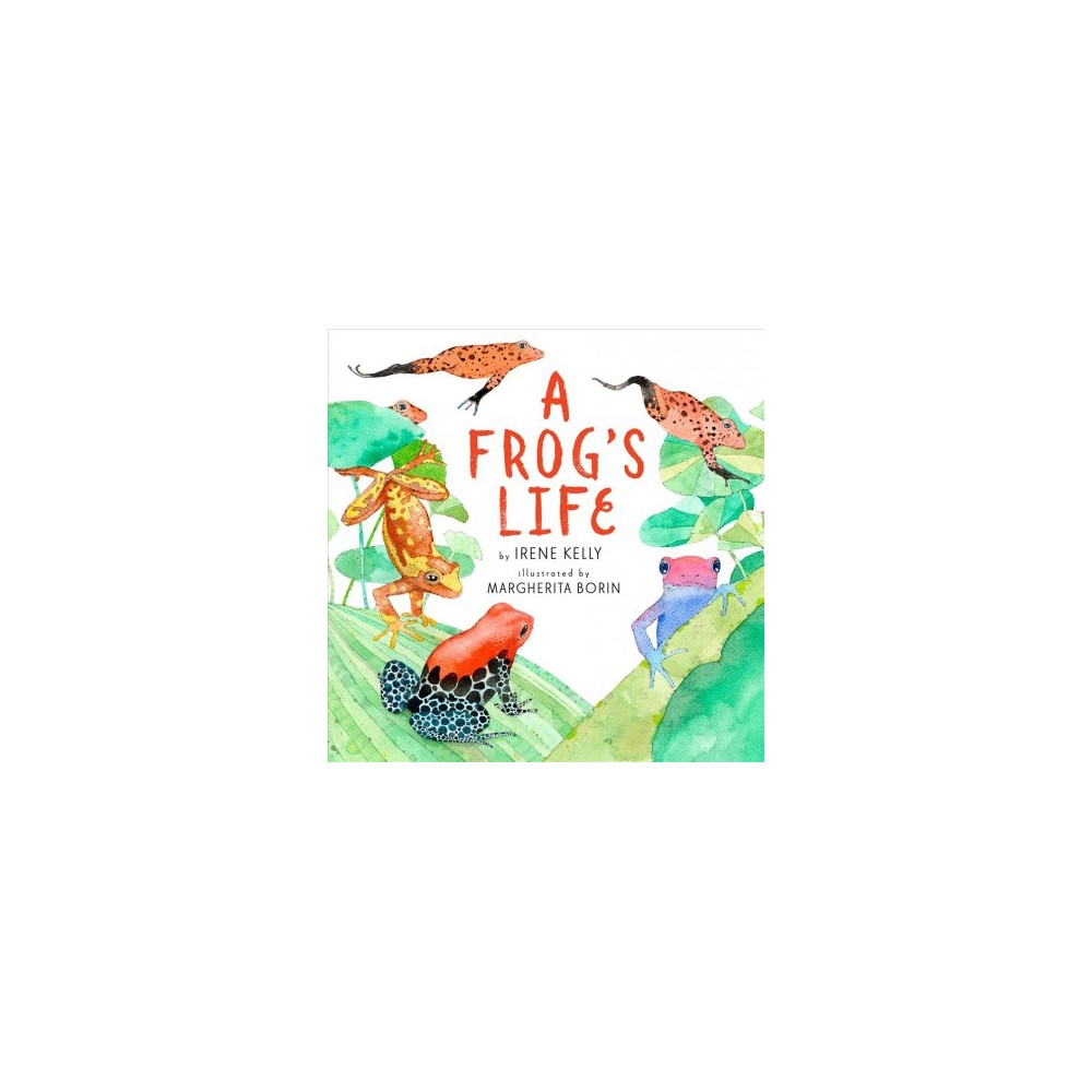 Frog's Life - by Irene Kelly (Hardcover)