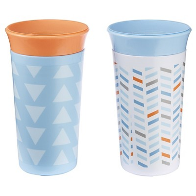 The First Years Simply Spoutless Cup 2pk - Blue