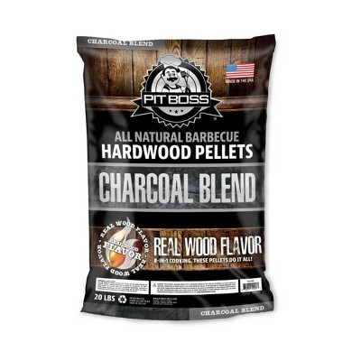 Pit Boss 20lb Charcoal Pellets