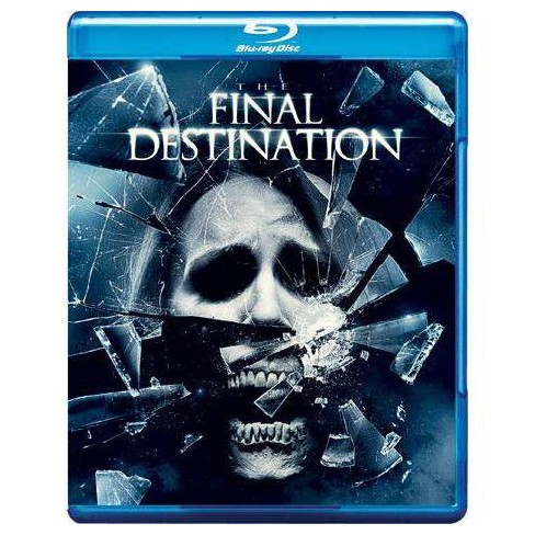 The Final Destination (Blu-ray) - image 1 of 1