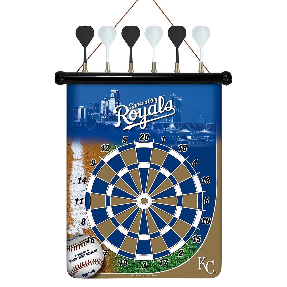 MLB Magnetic Dart Set Kansas City Royals